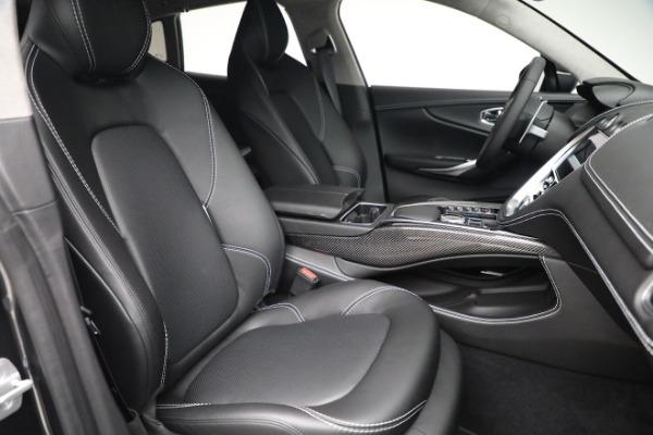 New 2021 Aston Martin DBX for sale $202,286 at Alfa Romeo of Greenwich in Greenwich CT 06830 24