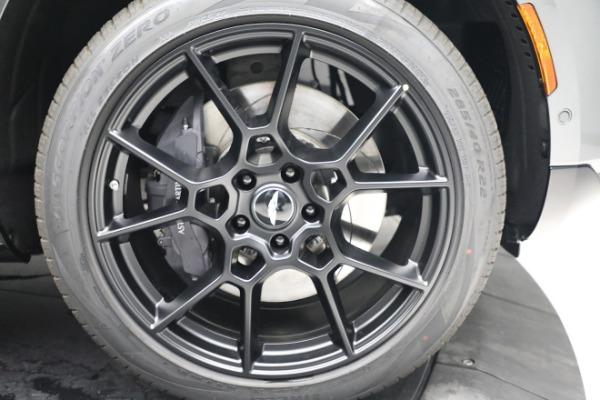New 2021 Aston Martin DBX for sale $202,286 at Alfa Romeo of Greenwich in Greenwich CT 06830 28