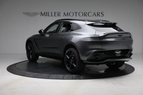 New 2021 Aston Martin DBX for sale $202,286 at Alfa Romeo of Greenwich in Greenwich CT 06830 6