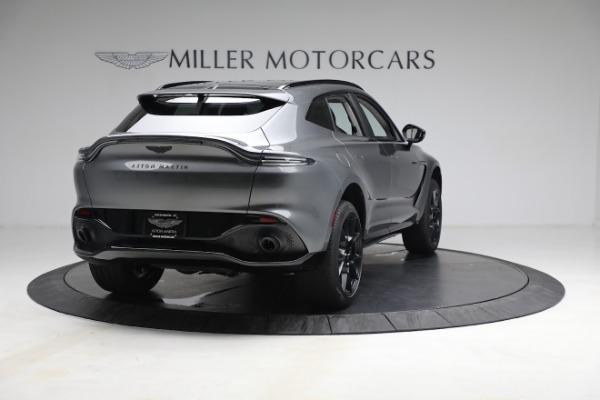 New 2021 Aston Martin DBX for sale $202,286 at Alfa Romeo of Greenwich in Greenwich CT 06830 8