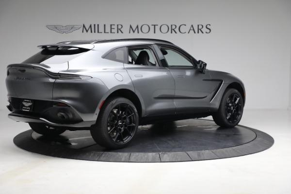 New 2021 Aston Martin DBX for sale $202,286 at Alfa Romeo of Greenwich in Greenwich CT 06830 9