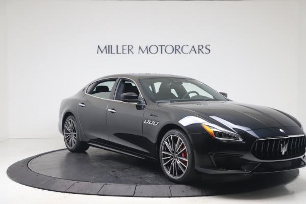 New 2022 Maserati Quattroporte Modena Q4 for sale $128,775 at Alfa Romeo of Greenwich in Greenwich CT 06830 10