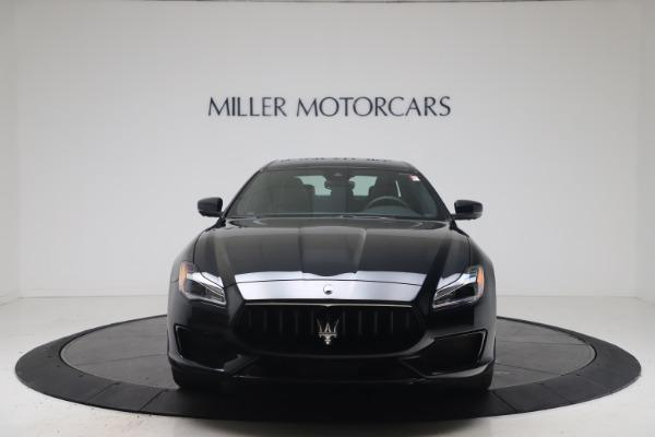 New 2022 Maserati Quattroporte Modena Q4 for sale $128,775 at Alfa Romeo of Greenwich in Greenwich CT 06830 11