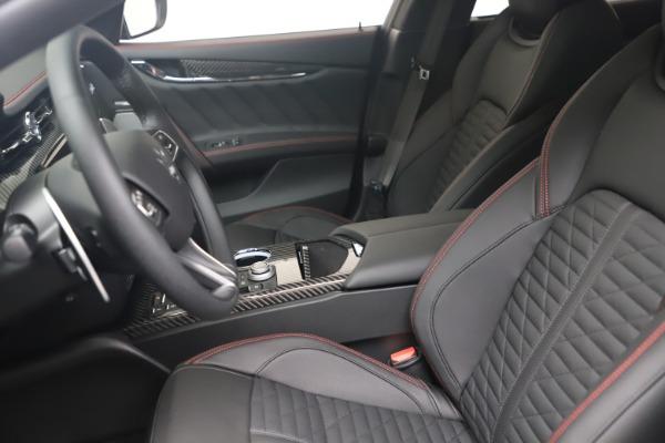 New 2022 Maserati Quattroporte Modena Q4 for sale $128,775 at Alfa Romeo of Greenwich in Greenwich CT 06830 13