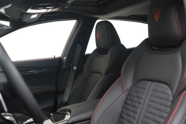 New 2022 Maserati Quattroporte Modena Q4 for sale $128,775 at Alfa Romeo of Greenwich in Greenwich CT 06830 14