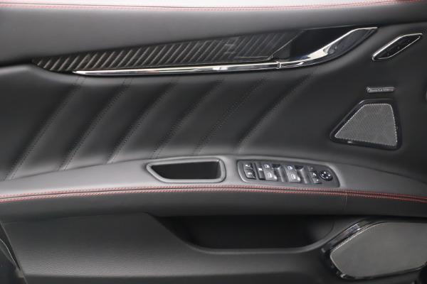 New 2022 Maserati Quattroporte Modena Q4 for sale $128,775 at Alfa Romeo of Greenwich in Greenwich CT 06830 15