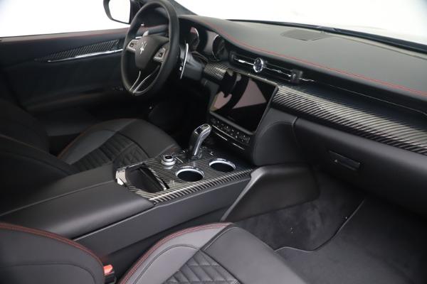 New 2022 Maserati Quattroporte Modena Q4 for sale $128,775 at Alfa Romeo of Greenwich in Greenwich CT 06830 17