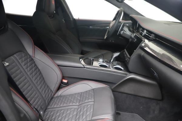 New 2022 Maserati Quattroporte Modena Q4 for sale $128,775 at Alfa Romeo of Greenwich in Greenwich CT 06830 18