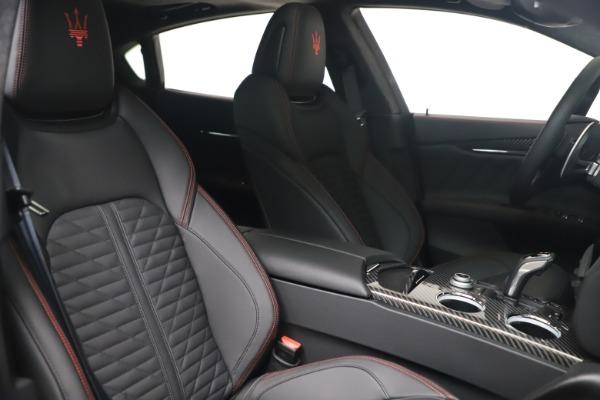 New 2022 Maserati Quattroporte Modena Q4 for sale $128,775 at Alfa Romeo of Greenwich in Greenwich CT 06830 19