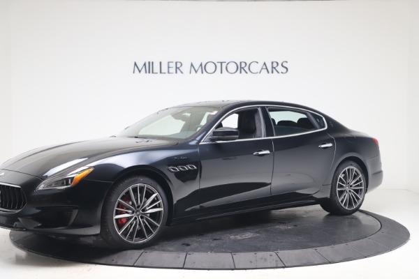 New 2022 Maserati Quattroporte Modena Q4 for sale $128,775 at Alfa Romeo of Greenwich in Greenwich CT 06830 2