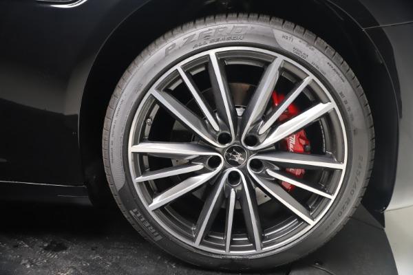 New 2022 Maserati Quattroporte Modena Q4 for sale $128,775 at Alfa Romeo of Greenwich in Greenwich CT 06830 22