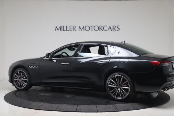 New 2022 Maserati Quattroporte Modena Q4 for sale $128,775 at Alfa Romeo of Greenwich in Greenwich CT 06830 4