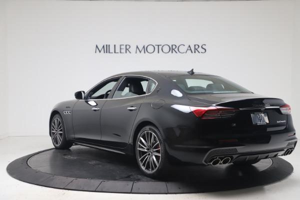 New 2022 Maserati Quattroporte Modena Q4 for sale $128,775 at Alfa Romeo of Greenwich in Greenwich CT 06830 5