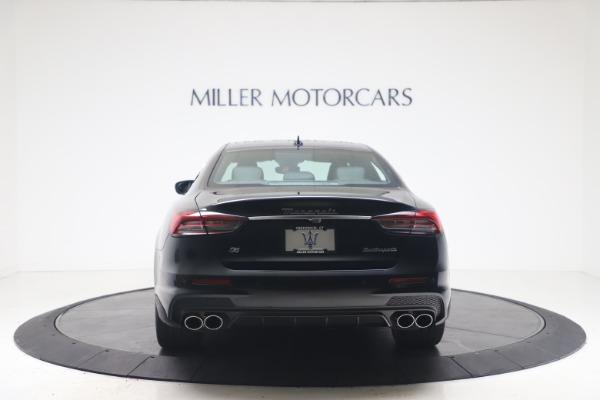 New 2022 Maserati Quattroporte Modena Q4 for sale $128,775 at Alfa Romeo of Greenwich in Greenwich CT 06830 6