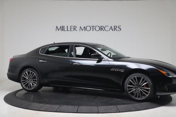 New 2022 Maserati Quattroporte Modena Q4 for sale $128,775 at Alfa Romeo of Greenwich in Greenwich CT 06830 9