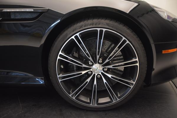 Used 2015 Aston Martin DB9 Carbon Edition for sale Sold at Alfa Romeo of Greenwich in Greenwich CT 06830 27