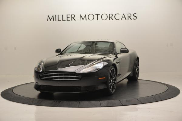 Used 2015 Aston Martin DB9 Carbon Edition for sale Sold at Alfa Romeo of Greenwich in Greenwich CT 06830 1