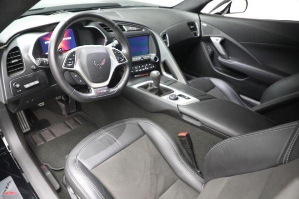Used 2016 Chevrolet Corvette Z06 for sale $85,900 at Alfa Romeo of Greenwich in Greenwich CT 06830 13