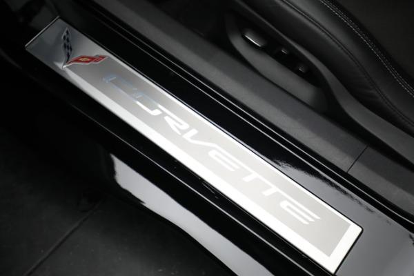Used 2016 Chevrolet Corvette Z06 for sale $85,900 at Alfa Romeo of Greenwich in Greenwich CT 06830 21
