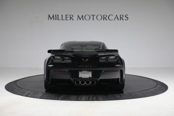Used 2016 Chevrolet Corvette Z06 for sale $85,900 at Alfa Romeo of Greenwich in Greenwich CT 06830 5