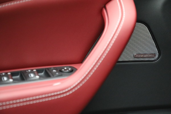 New 2022 Maserati Levante Trofeo for sale $155,045 at Alfa Romeo of Greenwich in Greenwich CT 06830 19