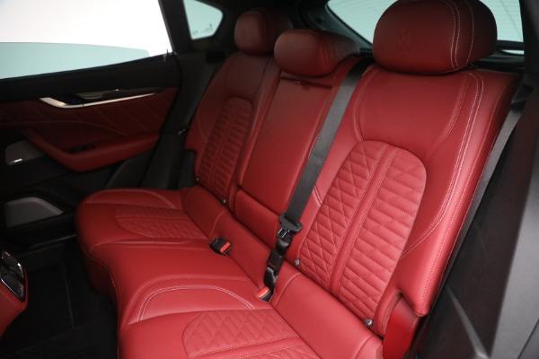New 2022 Maserati Levante Trofeo for sale $155,045 at Alfa Romeo of Greenwich in Greenwich CT 06830 24