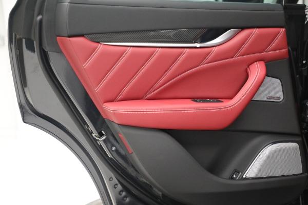 New 2022 Maserati Levante Trofeo for sale $155,045 at Alfa Romeo of Greenwich in Greenwich CT 06830 25