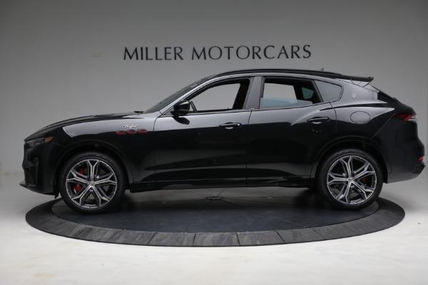 New 2022 Maserati Levante Trofeo for sale $155,045 at Alfa Romeo of Greenwich in Greenwich CT 06830 3