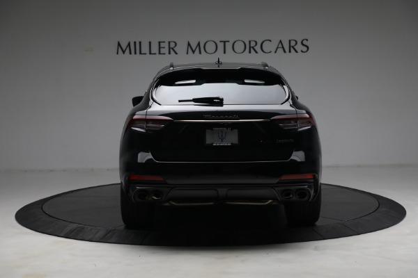 New 2022 Maserati Levante Trofeo for sale $155,045 at Alfa Romeo of Greenwich in Greenwich CT 06830 6