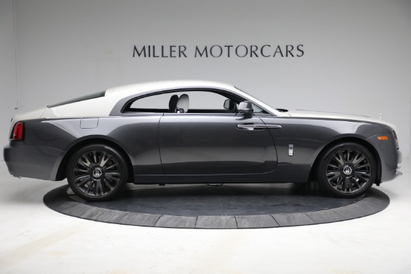 Used 2020 Rolls-Royce Wraith for sale Call for price at Alfa Romeo of Greenwich in Greenwich CT 06830 10