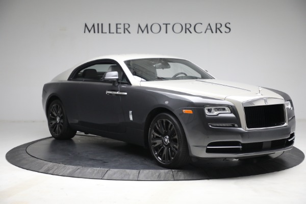 Used 2020 Rolls-Royce Wraith for sale Call for price at Alfa Romeo of Greenwich in Greenwich CT 06830 12