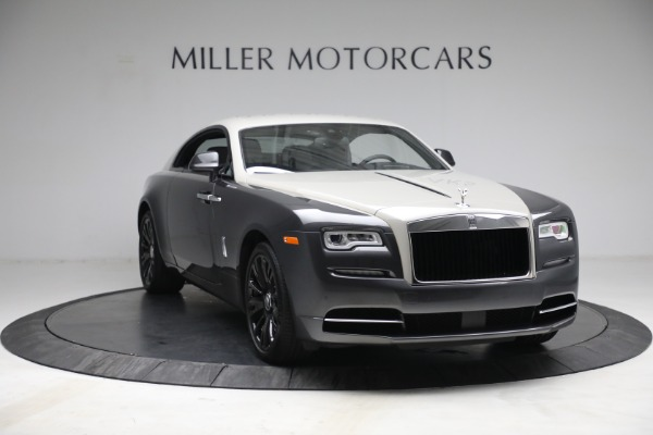 Used 2020 Rolls-Royce Wraith for sale Call for price at Alfa Romeo of Greenwich in Greenwich CT 06830 13