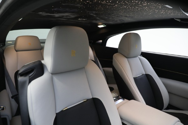 Used 2020 Rolls-Royce Wraith for sale Call for price at Alfa Romeo of Greenwich in Greenwich CT 06830 17