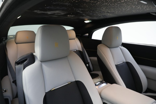 Used 2020 Rolls-Royce Wraith for sale Call for price at Alfa Romeo of Greenwich in Greenwich CT 06830 18