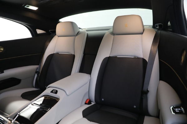 Used 2020 Rolls-Royce Wraith for sale Call for price at Alfa Romeo of Greenwich in Greenwich CT 06830 19