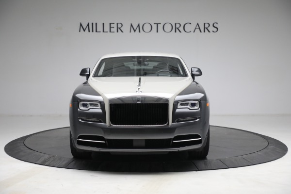 Used 2020 Rolls-Royce Wraith for sale Call for price at Alfa Romeo of Greenwich in Greenwich CT 06830 2