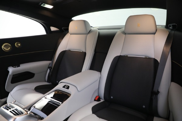 Used 2020 Rolls-Royce Wraith for sale Call for price at Alfa Romeo of Greenwich in Greenwich CT 06830 20