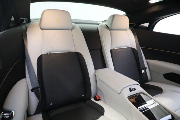 Used 2020 Rolls-Royce Wraith for sale Call for price at Alfa Romeo of Greenwich in Greenwich CT 06830 21