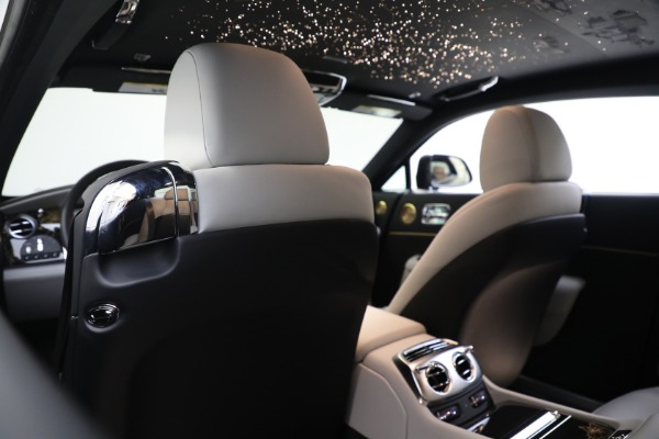 Used 2020 Rolls-Royce Wraith for sale Call for price at Alfa Romeo of Greenwich in Greenwich CT 06830 22