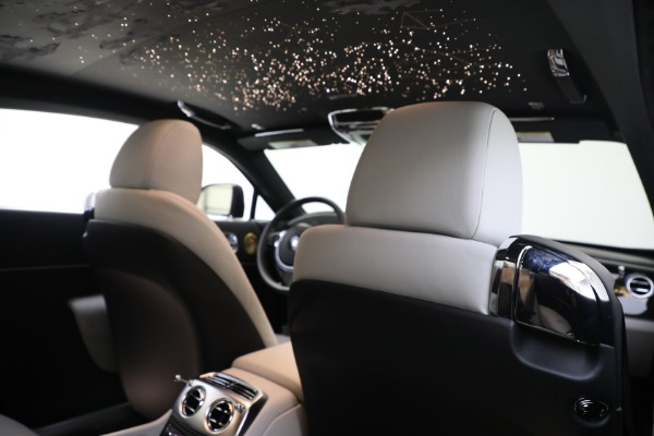 Used 2020 Rolls-Royce Wraith for sale Call for price at Alfa Romeo of Greenwich in Greenwich CT 06830 23