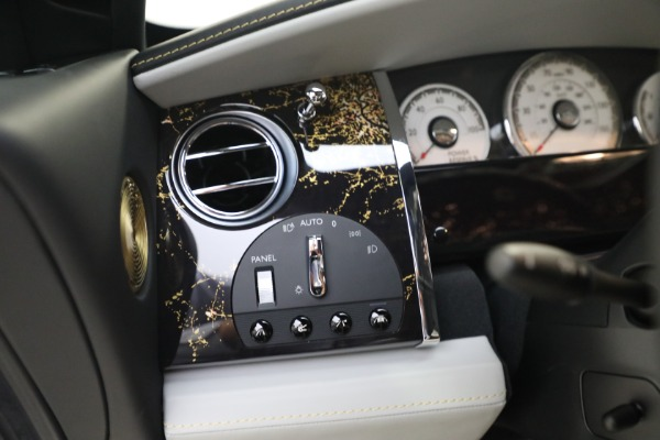 Used 2020 Rolls-Royce Wraith for sale Call for price at Alfa Romeo of Greenwich in Greenwich CT 06830 27