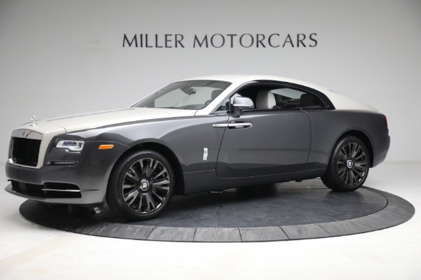 Used 2020 Rolls-Royce Wraith for sale Call for price at Alfa Romeo of Greenwich in Greenwich CT 06830 3