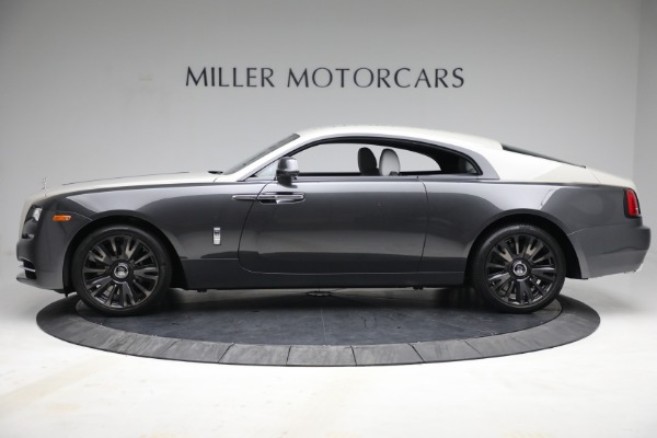 Used 2020 Rolls-Royce Wraith for sale Call for price at Alfa Romeo of Greenwich in Greenwich CT 06830 4
