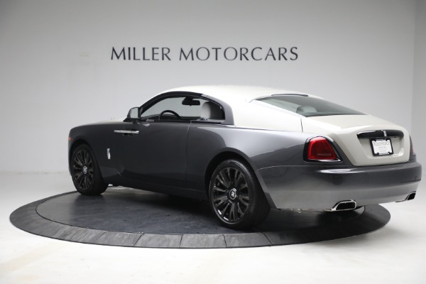 Used 2020 Rolls-Royce Wraith for sale Call for price at Alfa Romeo of Greenwich in Greenwich CT 06830 5