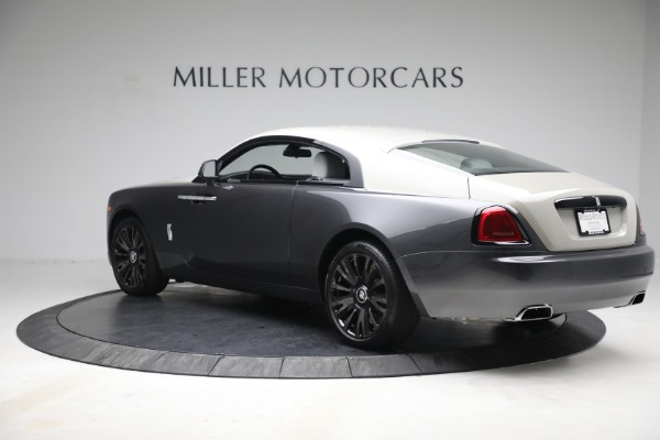 Used 2020 Rolls-Royce Wraith for sale Call for price at Alfa Romeo of Greenwich in Greenwich CT 06830 6