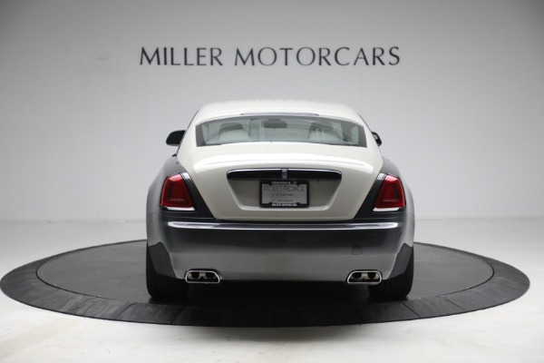 Used 2020 Rolls-Royce Wraith for sale Call for price at Alfa Romeo of Greenwich in Greenwich CT 06830 7