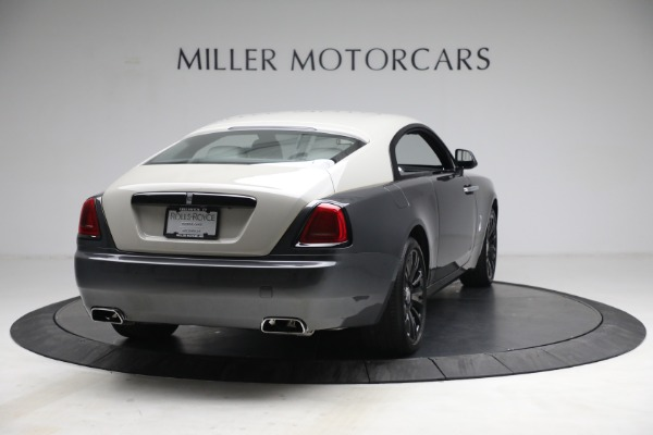 Used 2020 Rolls-Royce Wraith for sale Call for price at Alfa Romeo of Greenwich in Greenwich CT 06830 8