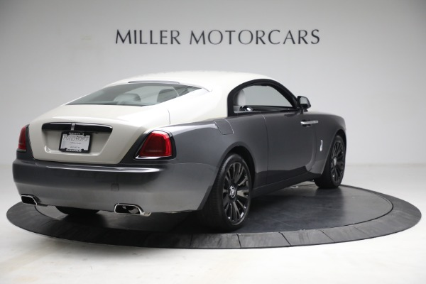 Used 2020 Rolls-Royce Wraith for sale Call for price at Alfa Romeo of Greenwich in Greenwich CT 06830 9