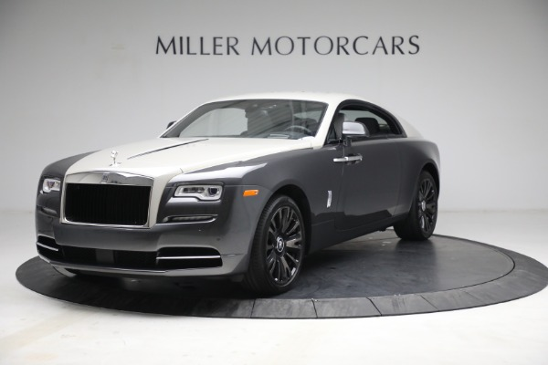Used 2020 Rolls-Royce Wraith for sale Call for price at Alfa Romeo of Greenwich in Greenwich CT 06830 1