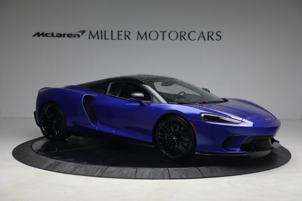 New 2022 McLaren GT Luxe for sale $228,080 at Alfa Romeo of Greenwich in Greenwich CT 06830 10